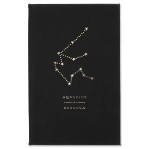 Zodiac Personalized Journals