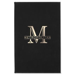 Initial Last Name Personalized Journal
