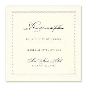 William Arthur Weddings Volume I 2016 127504 127477 Reception Card