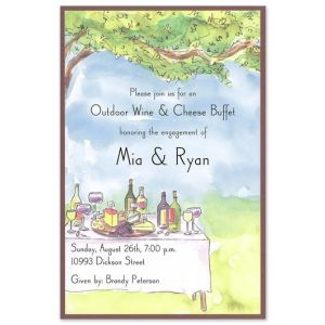 Vineyard Invitation