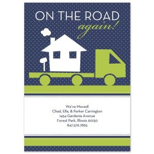 On the Road Announcement