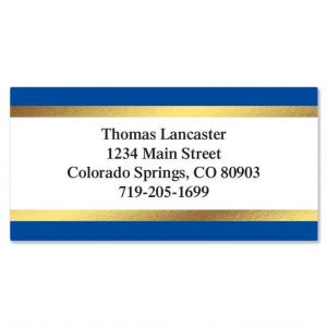 Shop Address Labels at Fine Stationery