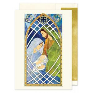 Divine Family Greeting Card