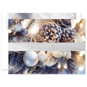 Elegant Image Greeting Card