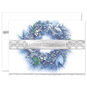 Band of Silver Greeting Card