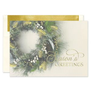 Gorgeous Greenery Greeting Card
