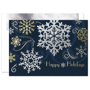 Stylish Holiday Greeting Card