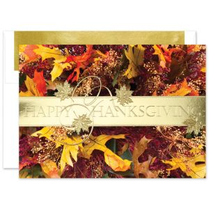 Stunning Wreath Greeting Card
