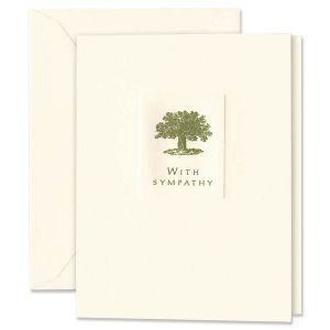 With Deepest Sympathy Note Cards Boxed Set