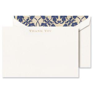 Regency Thank You Notes Boxed Set