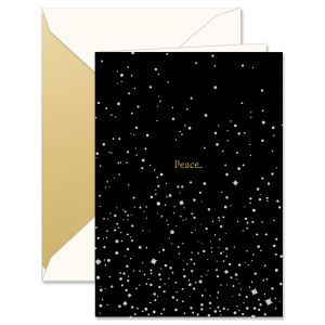 Celestial Peace Holiday Greeting Cards Boxed Set