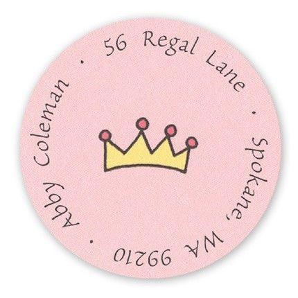 Little Princess Label