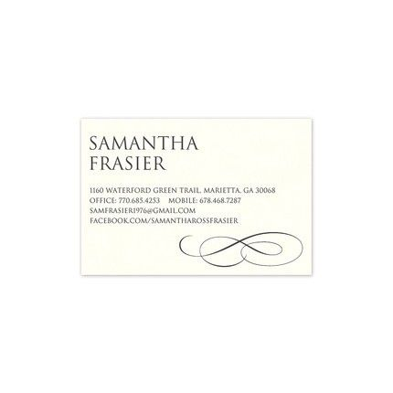 Swash Business Cards