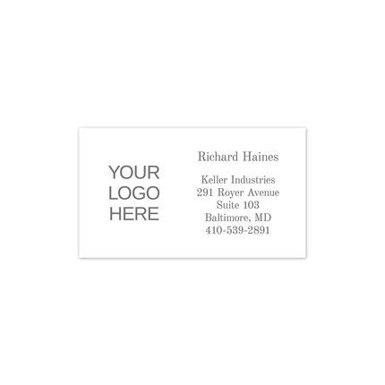 Your Logo Business Card