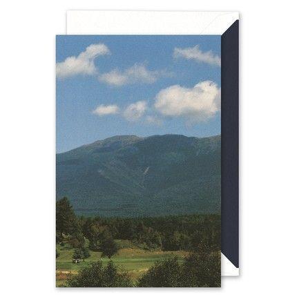 Tri-Panel Photo Card