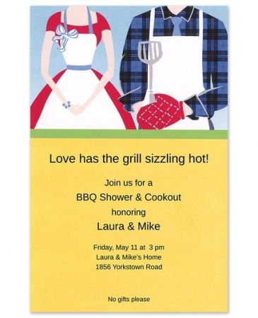 Grill Partners Invitation