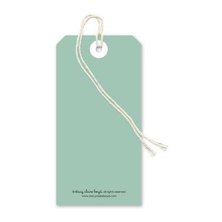 Eucalyptus Gift Tag