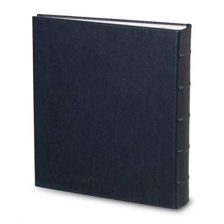 Large Blue Photo Album