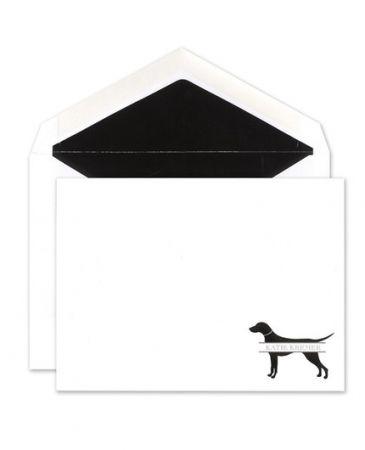 Labrador Flat Card