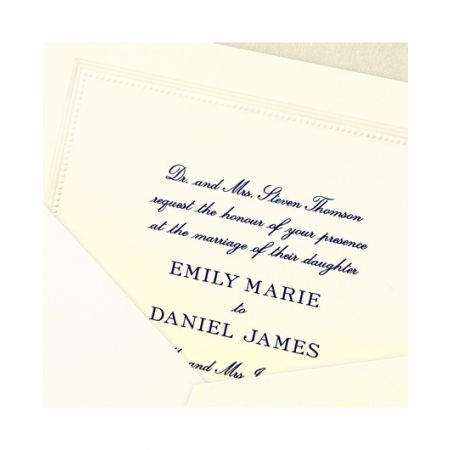 Summer Soiree Invitation