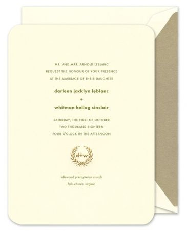 Mykonos Invitation