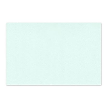 Beach Glass Flourish Flat Card
