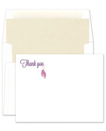 Prima Ballerina Flat Card
