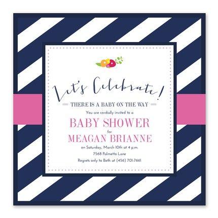 Let's Celebrate! Invitation
