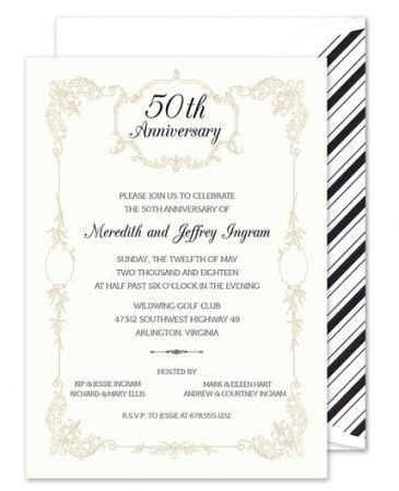 Quincey Invitation