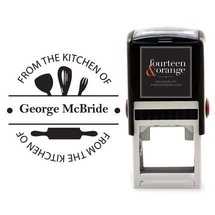 Kitchen Stamp