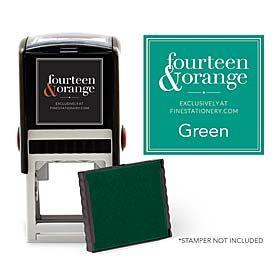 Matching Refill - Green