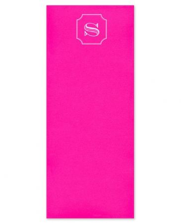 Skinny Bikini Pink Note Pad