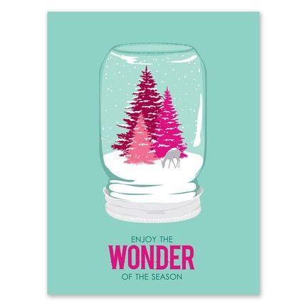 Mason Jar Greeting Card