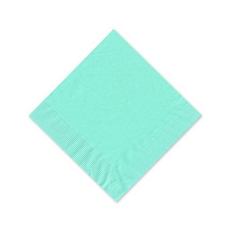 Tiffany Blue Beverage Napkin