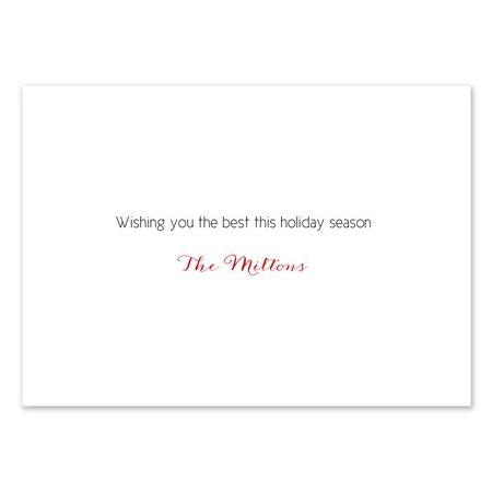 Howlidays Greeting Card