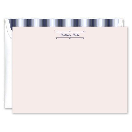 Pretty in Pink Flat Card