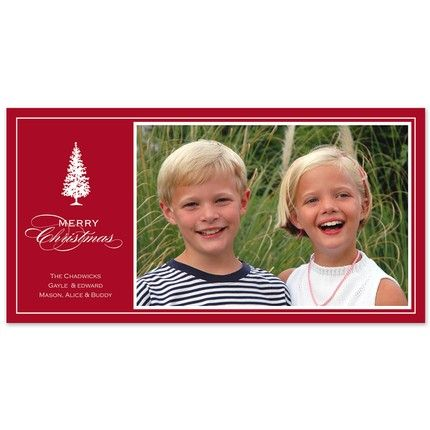 Family Tree Photo Card