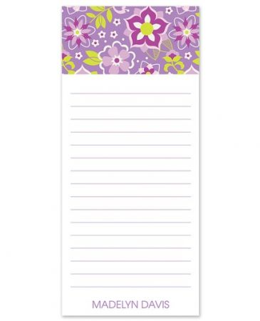 Spring Meadow Note Pad