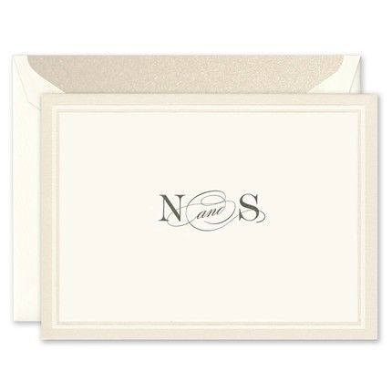 Pearl Band Note Card