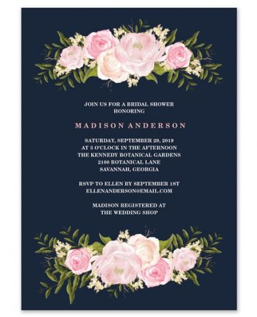 The Garden Invitation