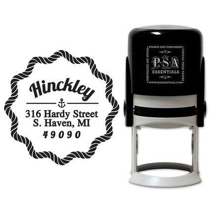Hinckley Stamp