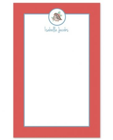 Tiny Bird Note Pad