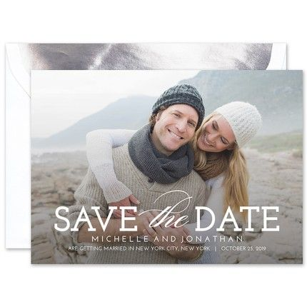 Timeless Save the Date