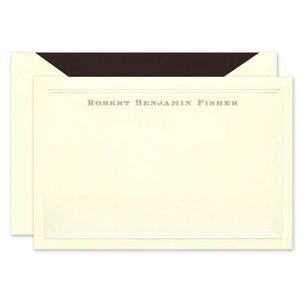 Madison Flat Card