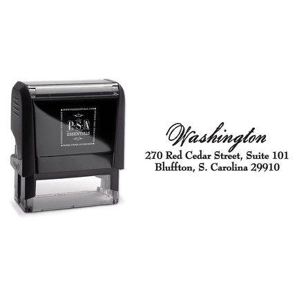 Washington Stamp