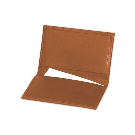 Brown Business Card Case
