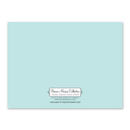 Stylish Shell Note Card