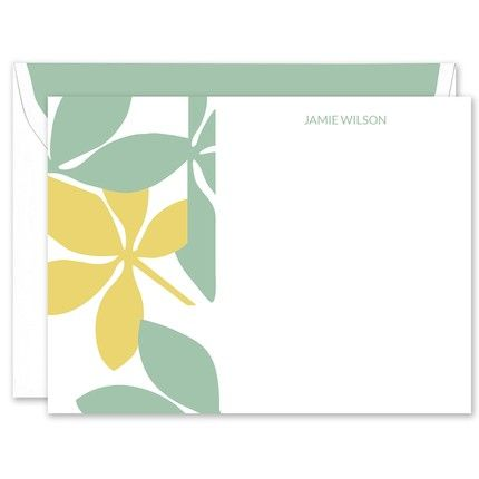 Fauna Flat Card