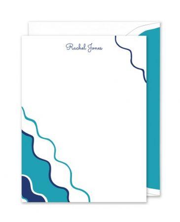 Parade Flat Card
