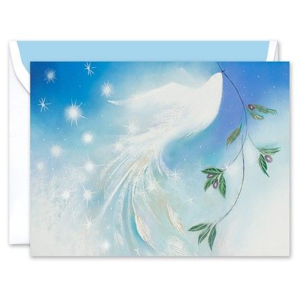 Peaceful Dove Greeting Card